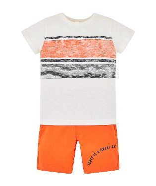 Mothercare Baby Boys Clothing Set